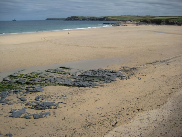 Harlyn Bay - geograph.org.uk - 1534599
