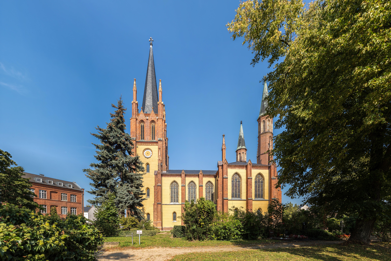 File Heilig Geist Kirche Werder An Der Havel 150912 Ako Jpg