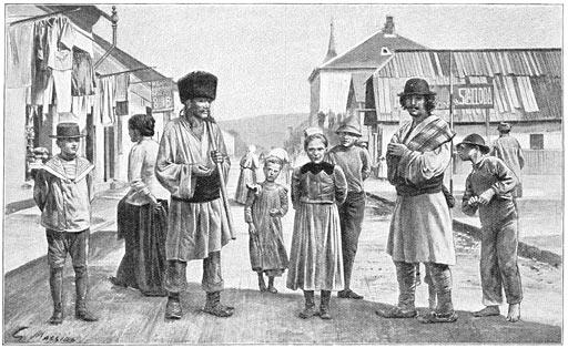 Fişier:Het stadje Pétrozény.jpg