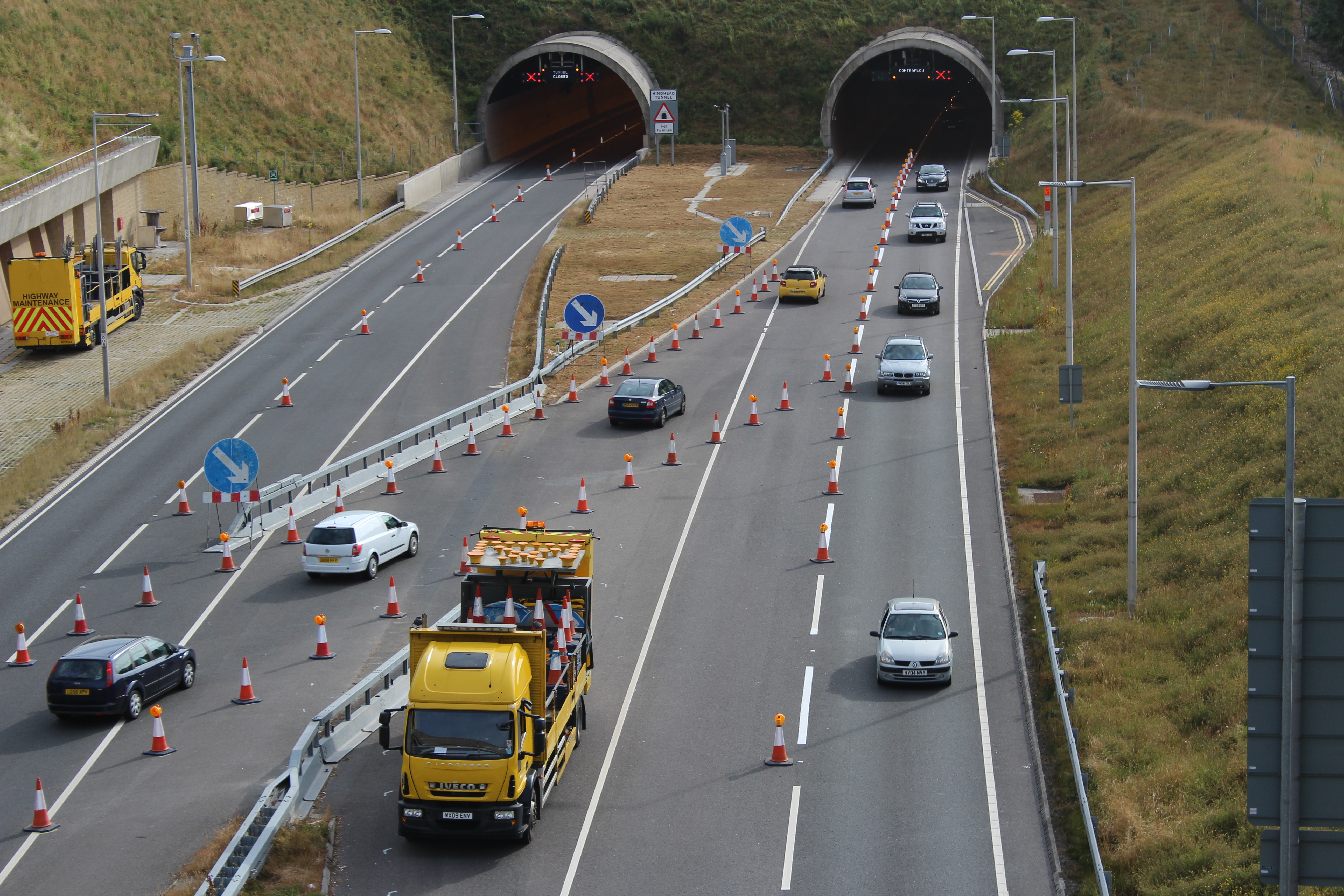 Road tunnels in England  Road tunnels in...