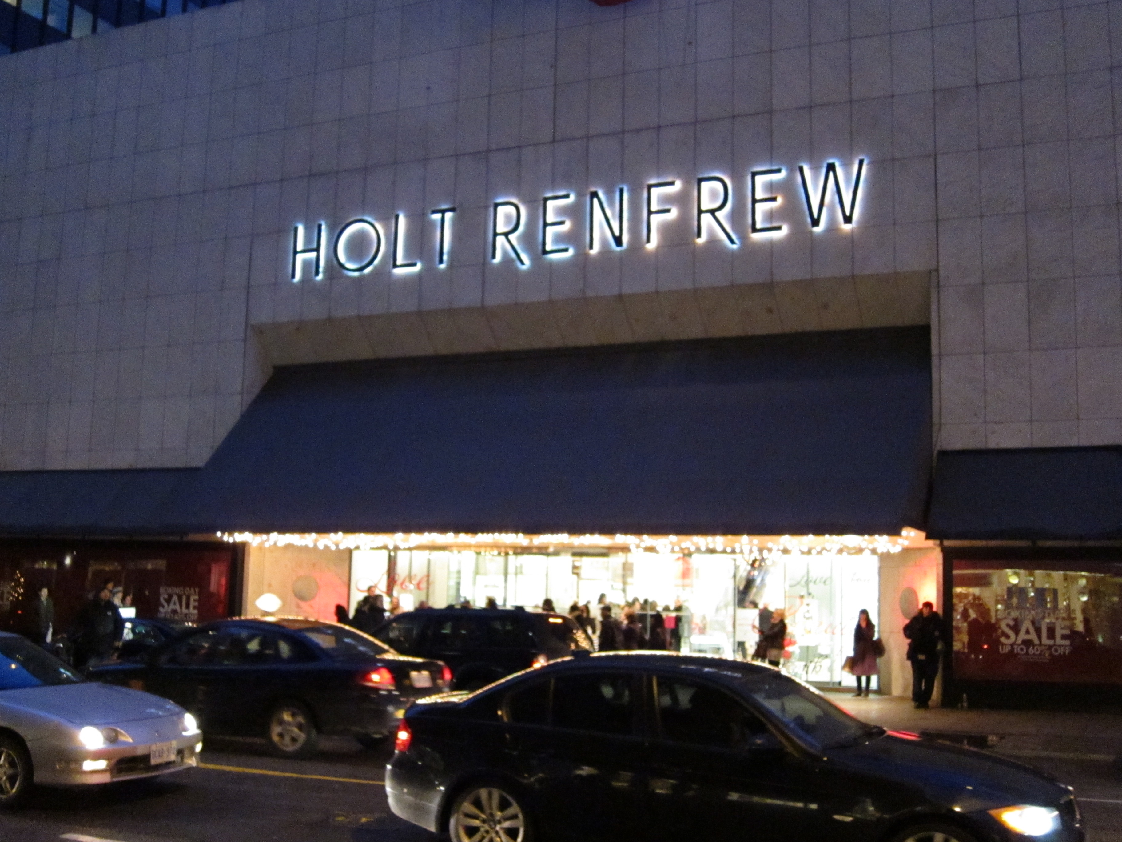 holt renfrew Today's top 231 holt renfrew jobs in canada leverage your professional  network, and get hired new holt renfrew jobs added daily.
