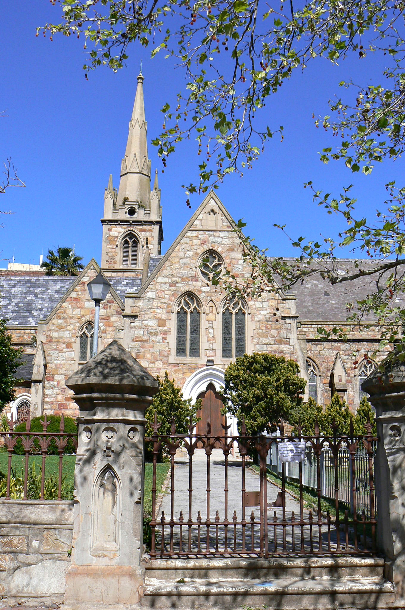 File holy trinity anglican church havelock street port - What to do in port elizabeth south africa ...