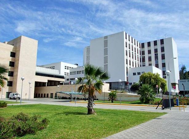 Bolnica ,,Ouak'' HospitalReinaSofiaCordoba