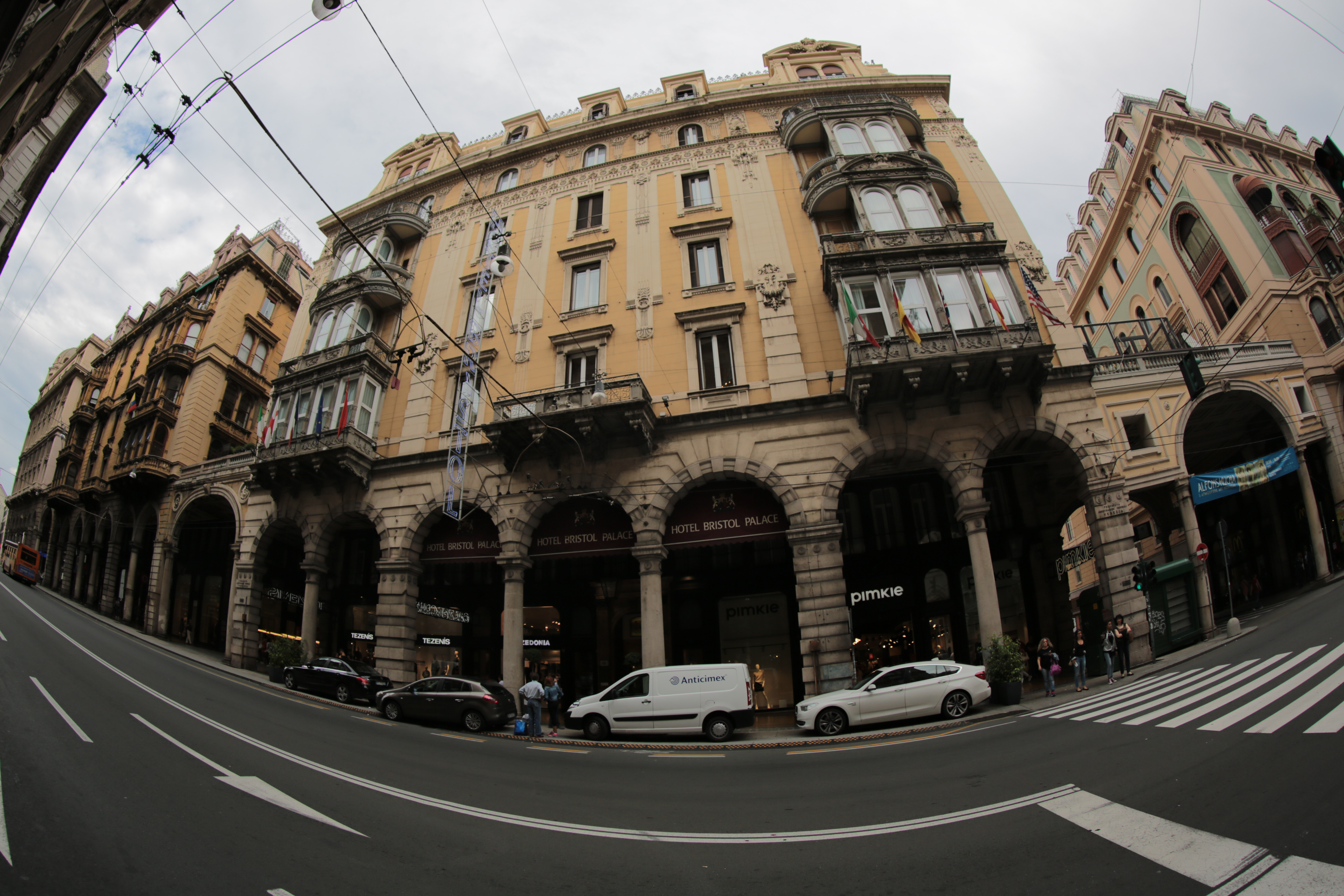 File Hotel Bristol Palace Genoa Italy Photographed In 2016 258a8235 Jpg