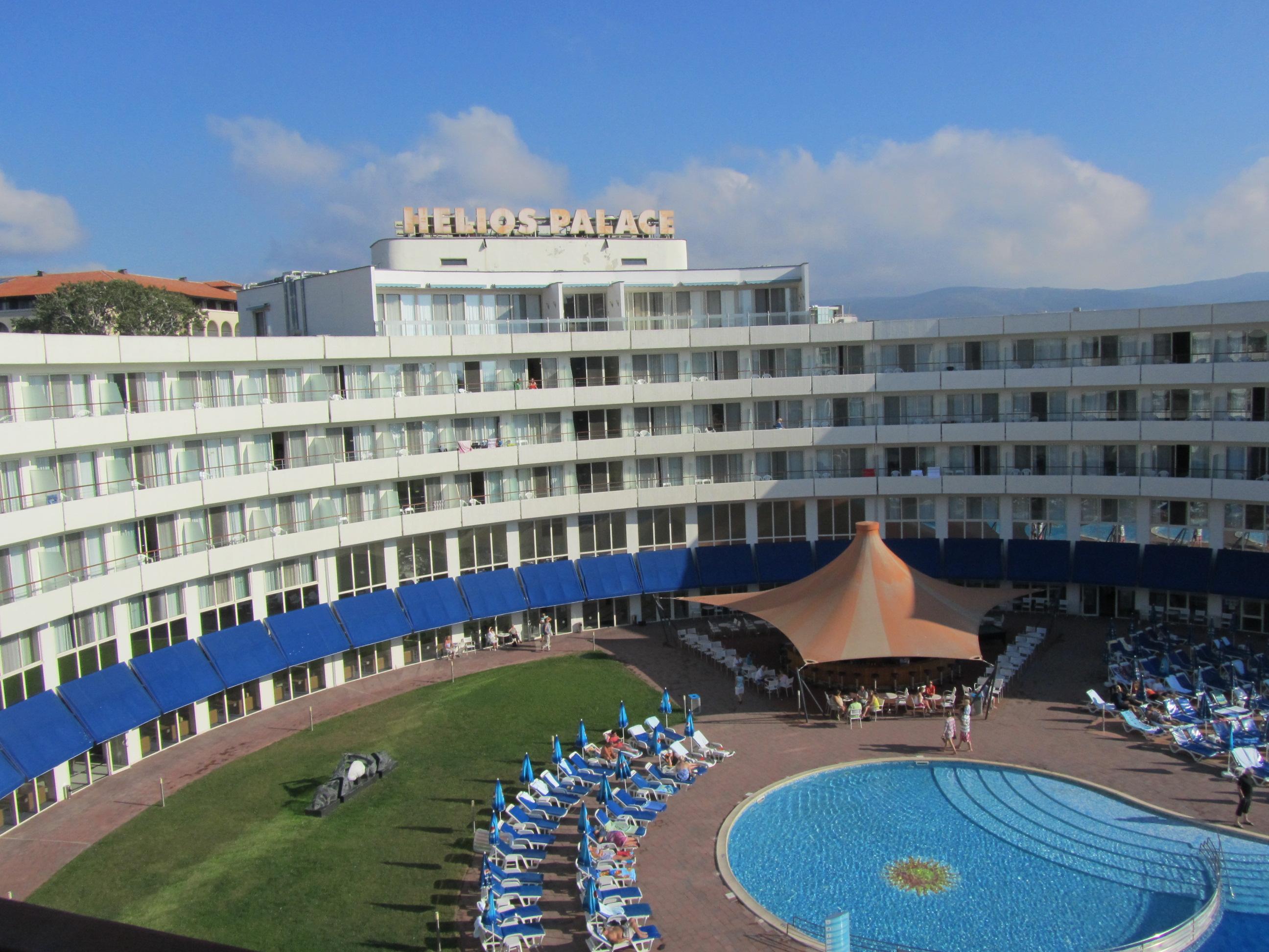 Helios Beach Hotel Bulgaria