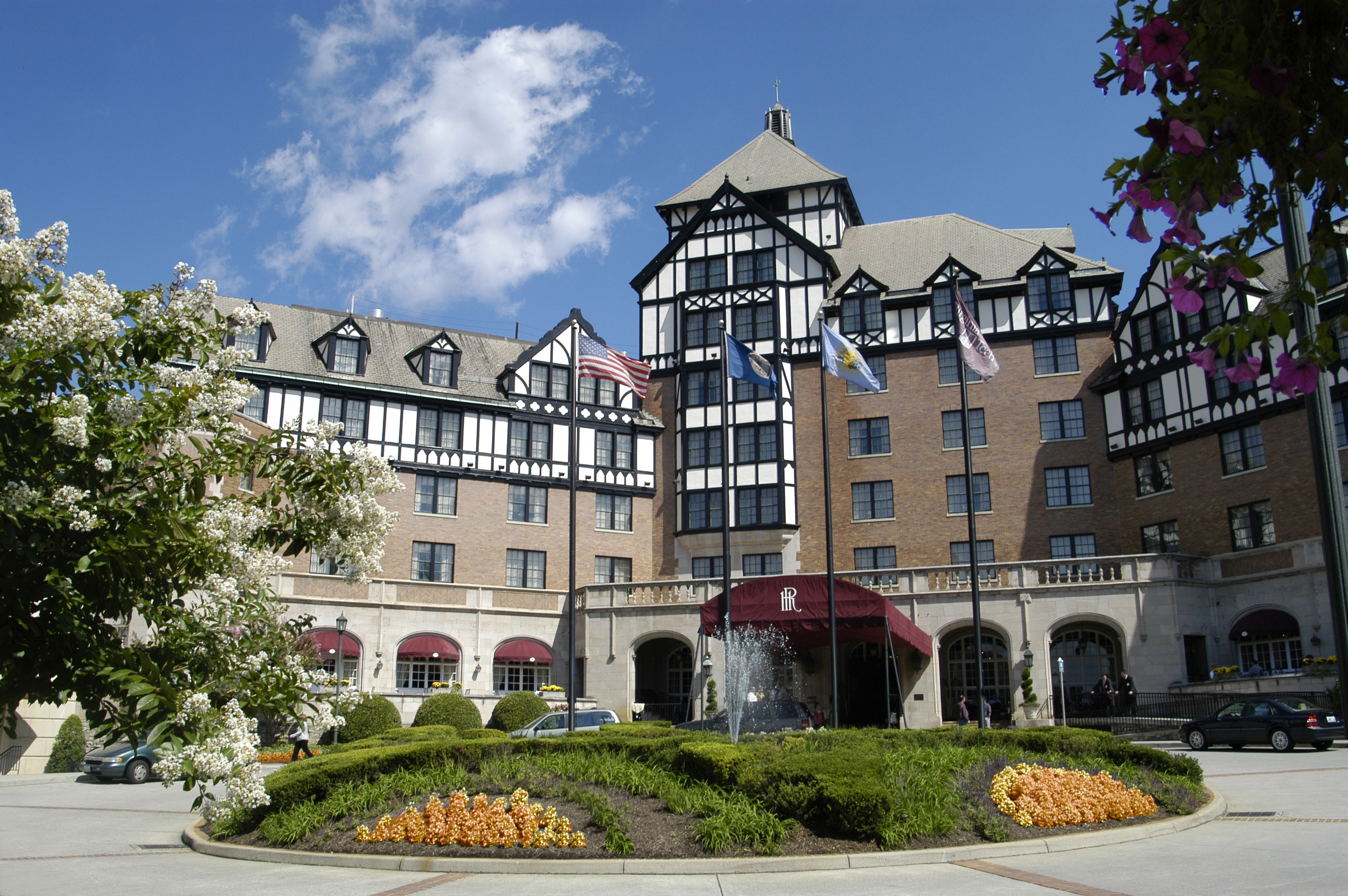 Hotel Roanoke and Conference Center- Wikipedia