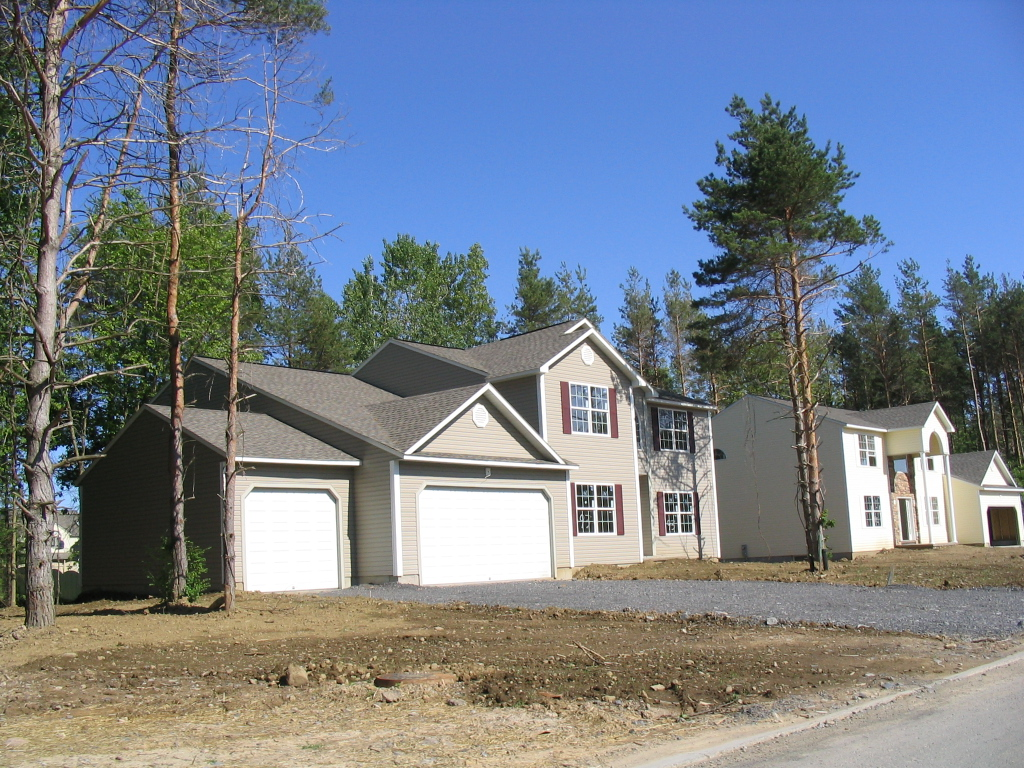 File housing development in brewerton new for New housing developments