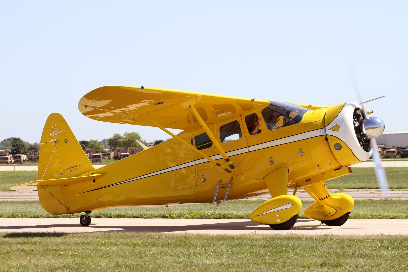 File Howard Aircraft Dga 15p Nc66294 Jpg Wikimedia Commons