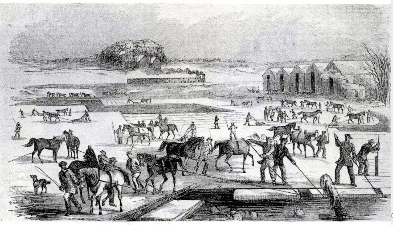 events of 1850s