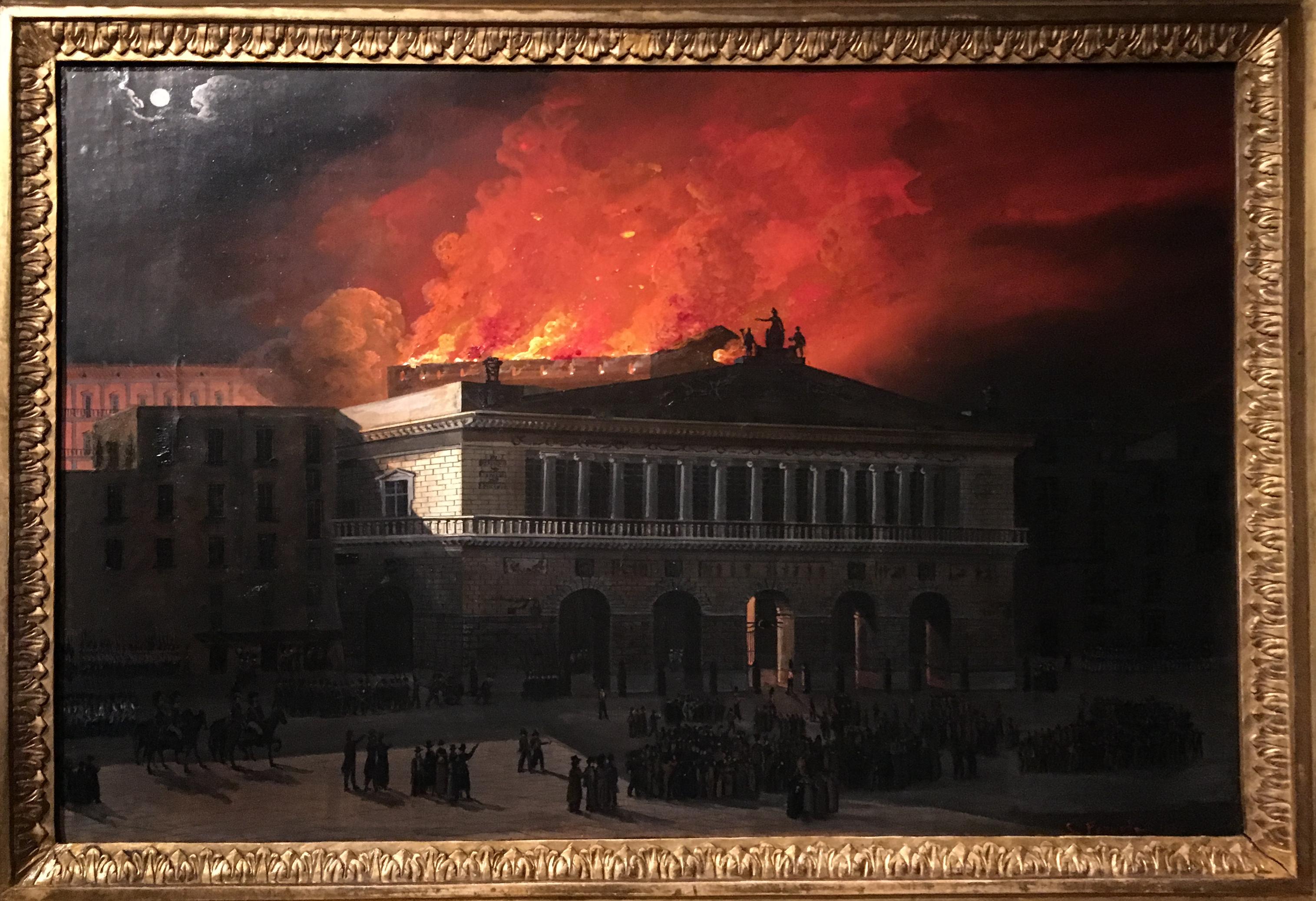 File Incendio Del Real Teatro Di San Carlo Salvatore
