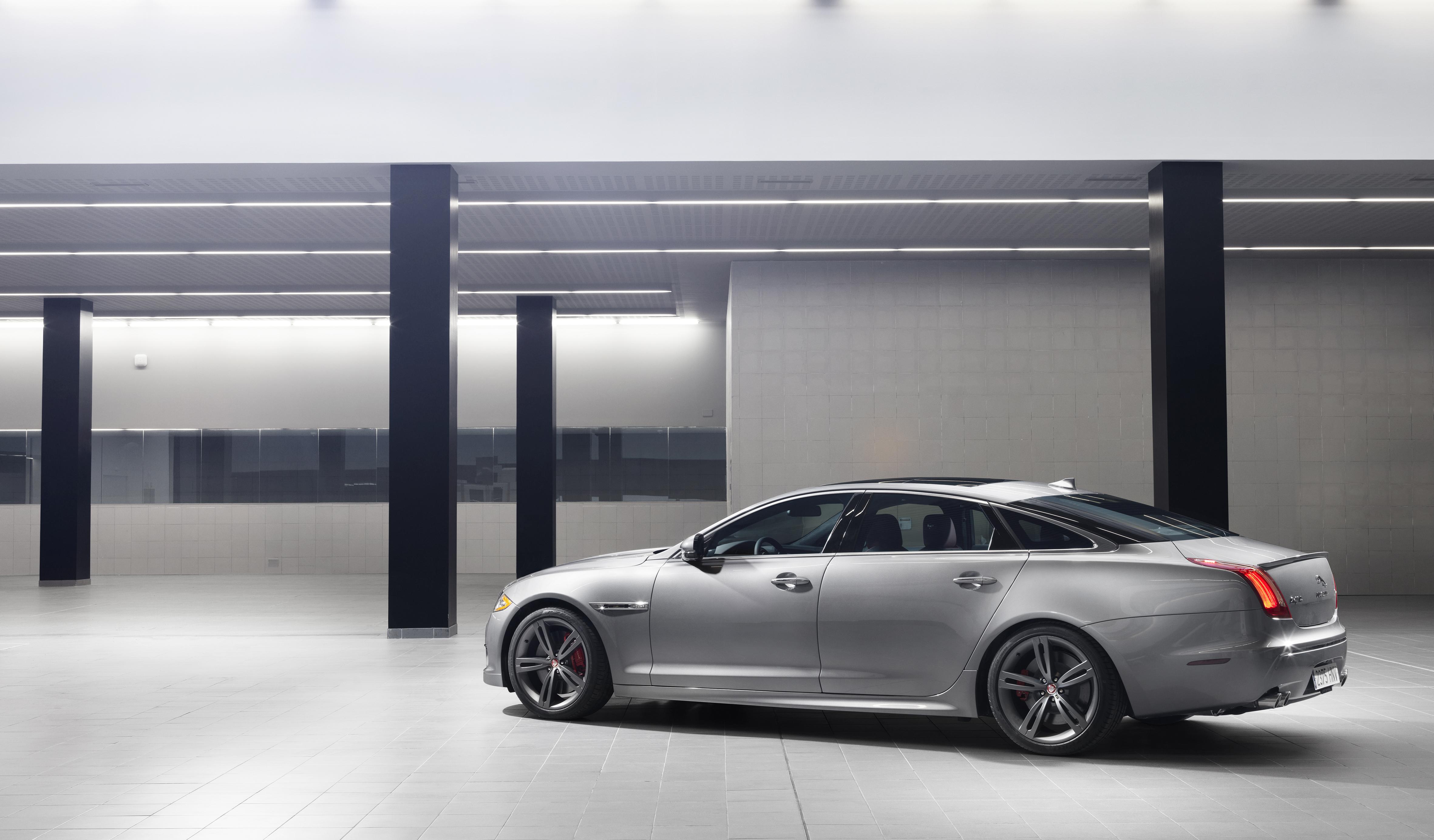 xjl bcnster m supersport auto awd luxury xj jaguar mai cars premium kompressor sedan supercharger frontansicht