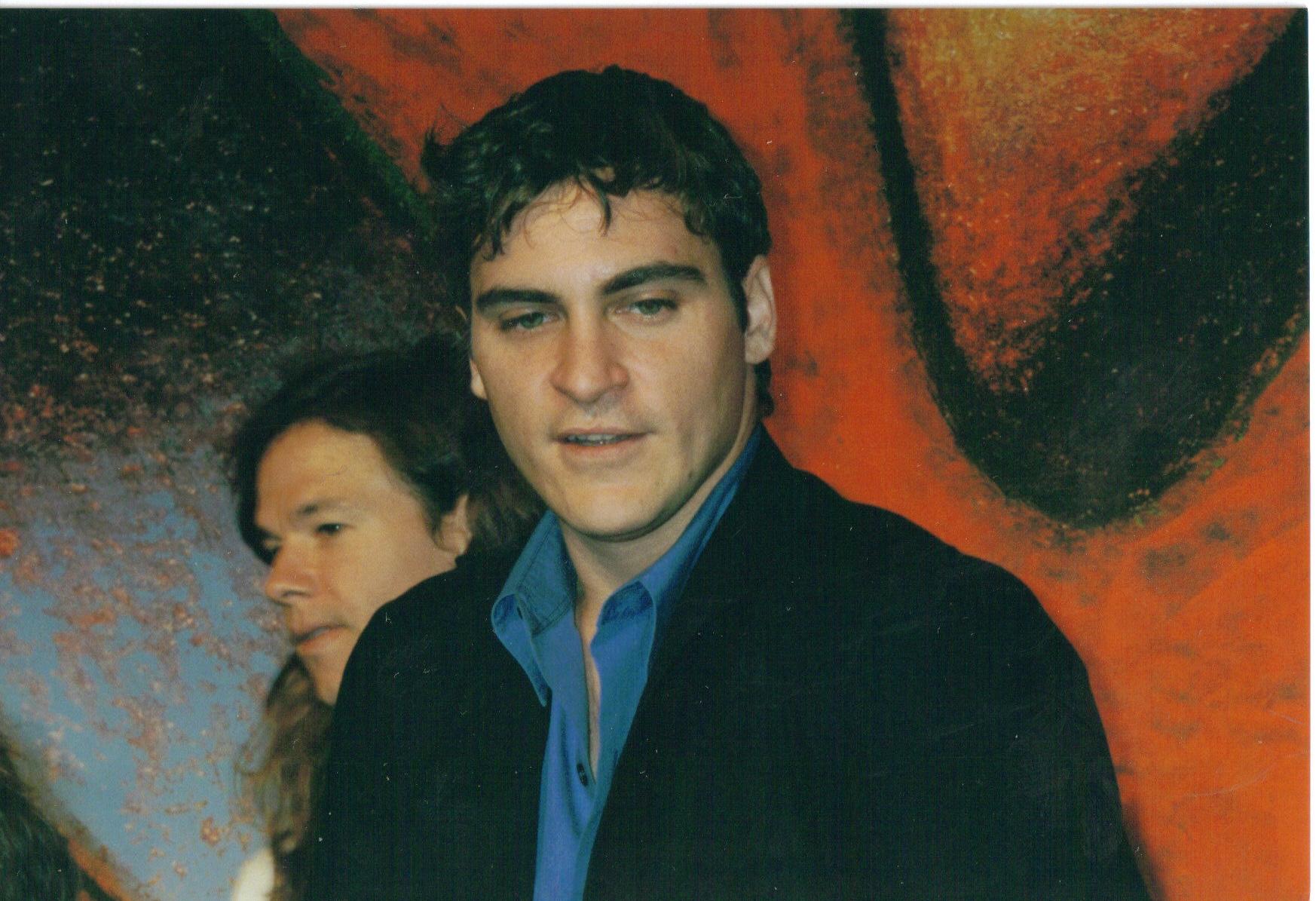 Joaquin Phoenix Größe