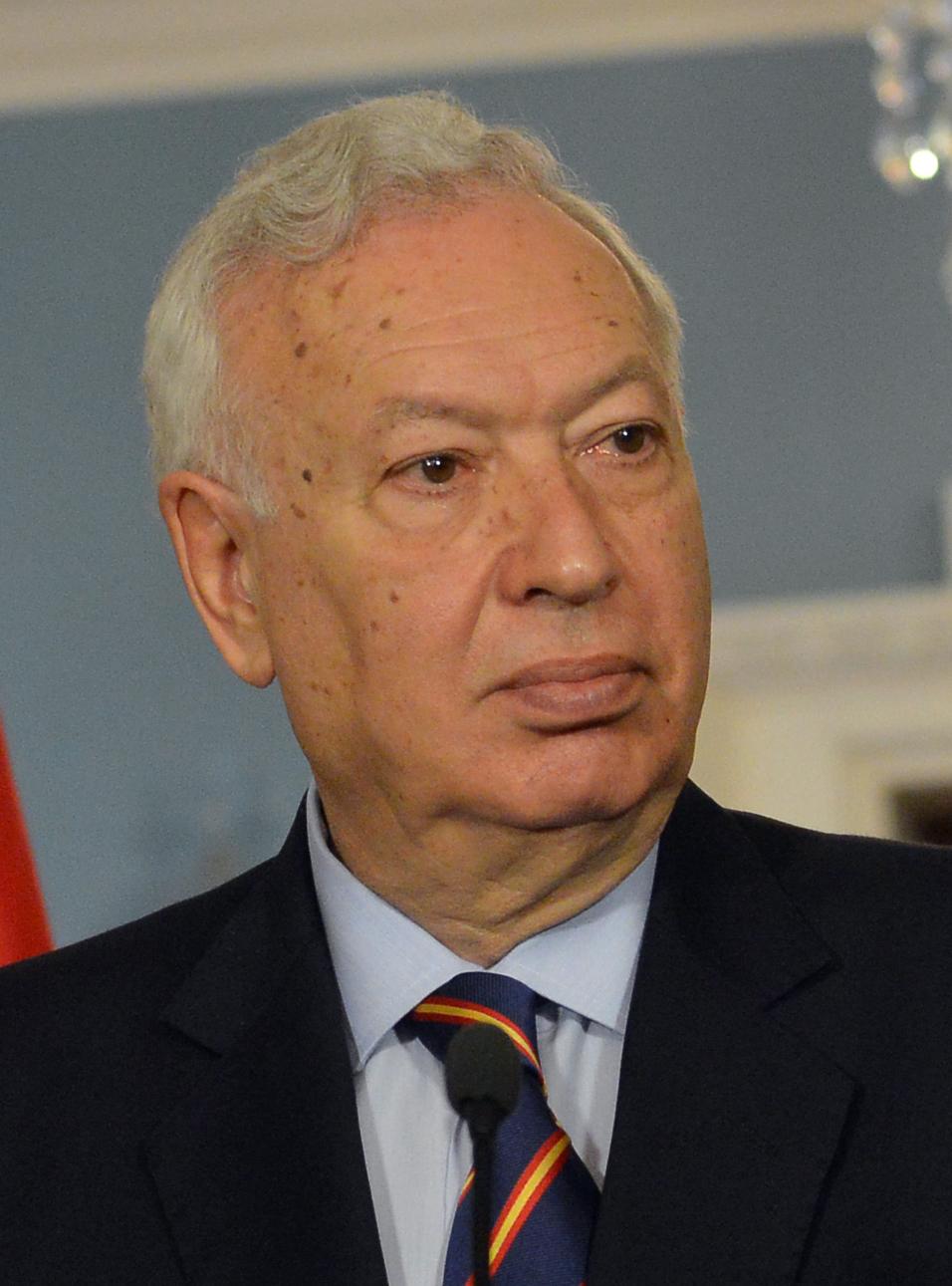 José Manuel García-Margallo - Wikipedia, la enciclopedia libre