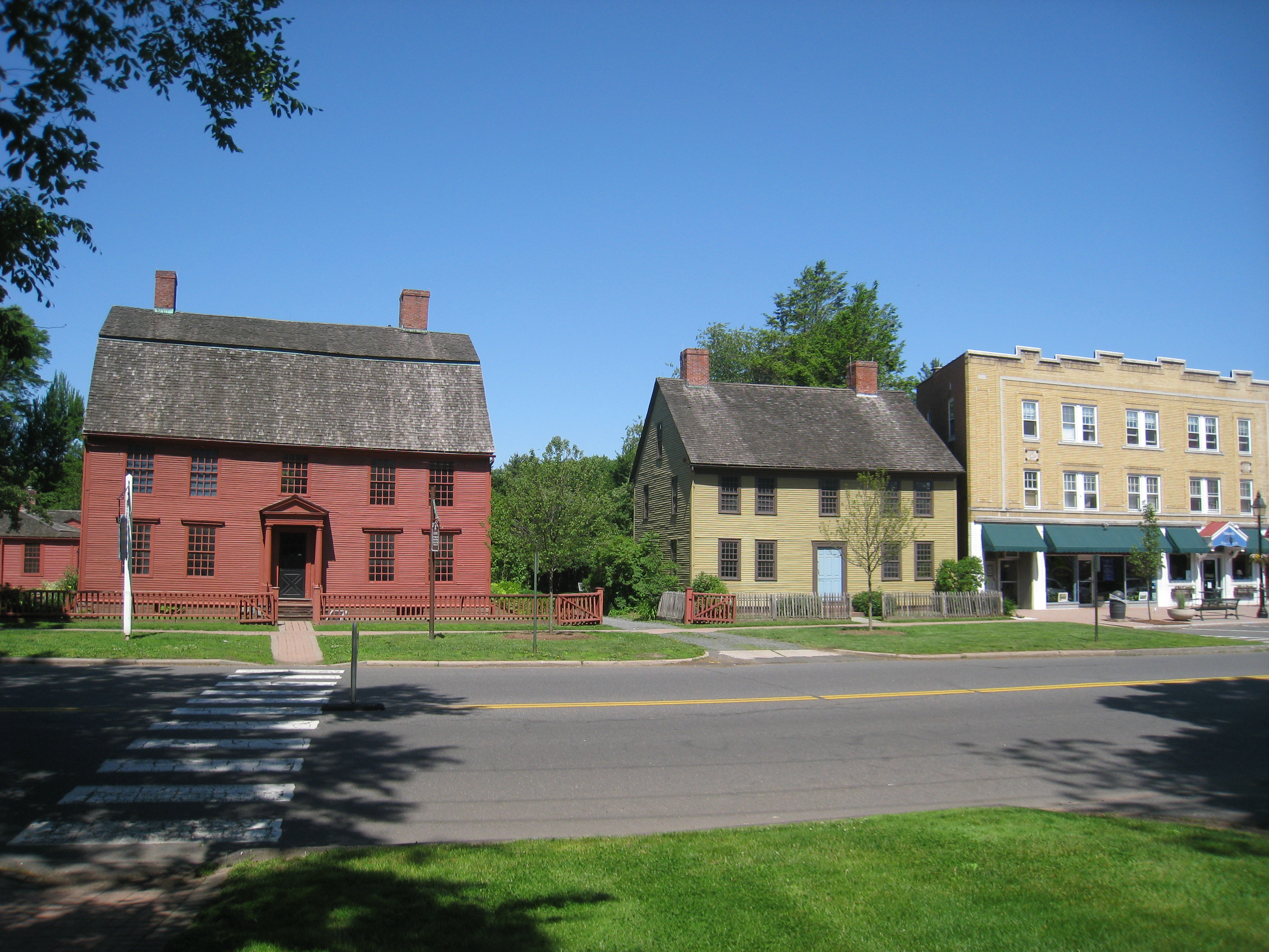the gradual shift to democracy in wethersfield connecticut The success of casino gambling helped shift the state's economy away charles s democracy in the connecticut frontier general history of connecticut.