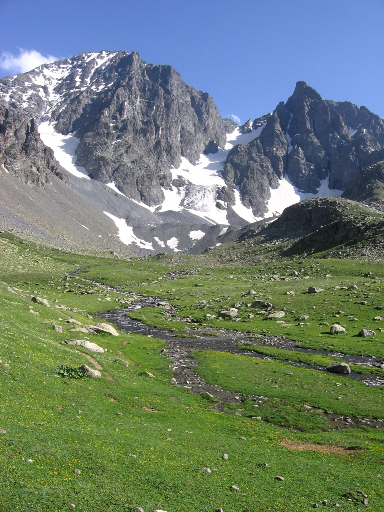 Kaçkar Dağı - Vikipedi