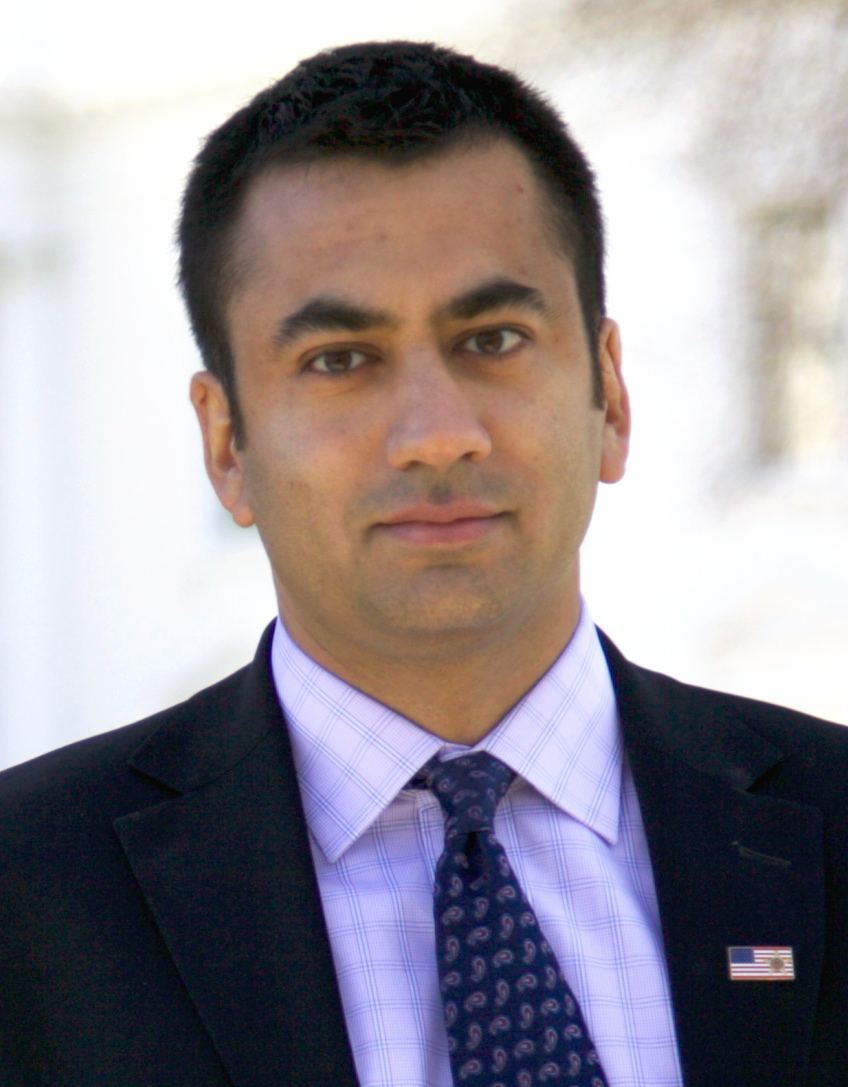 The photograph of Kal Penn