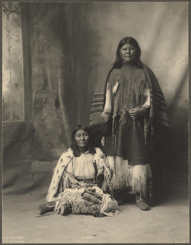kiowa women