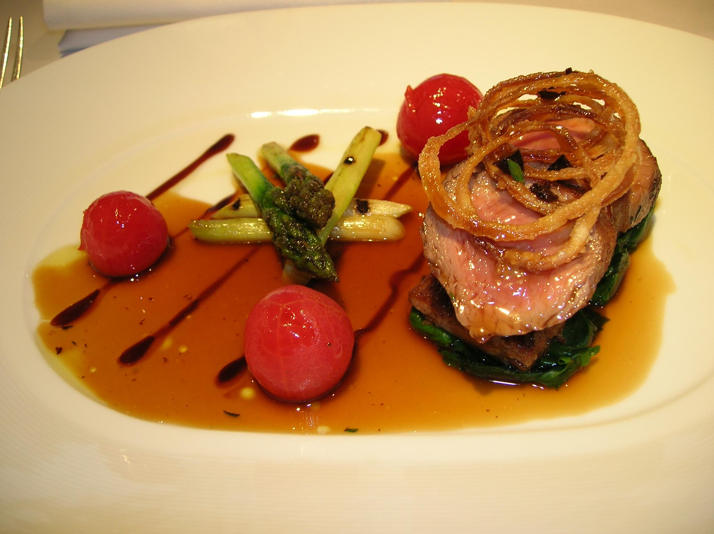 Restaurant Gordon Ramsay New York Menu