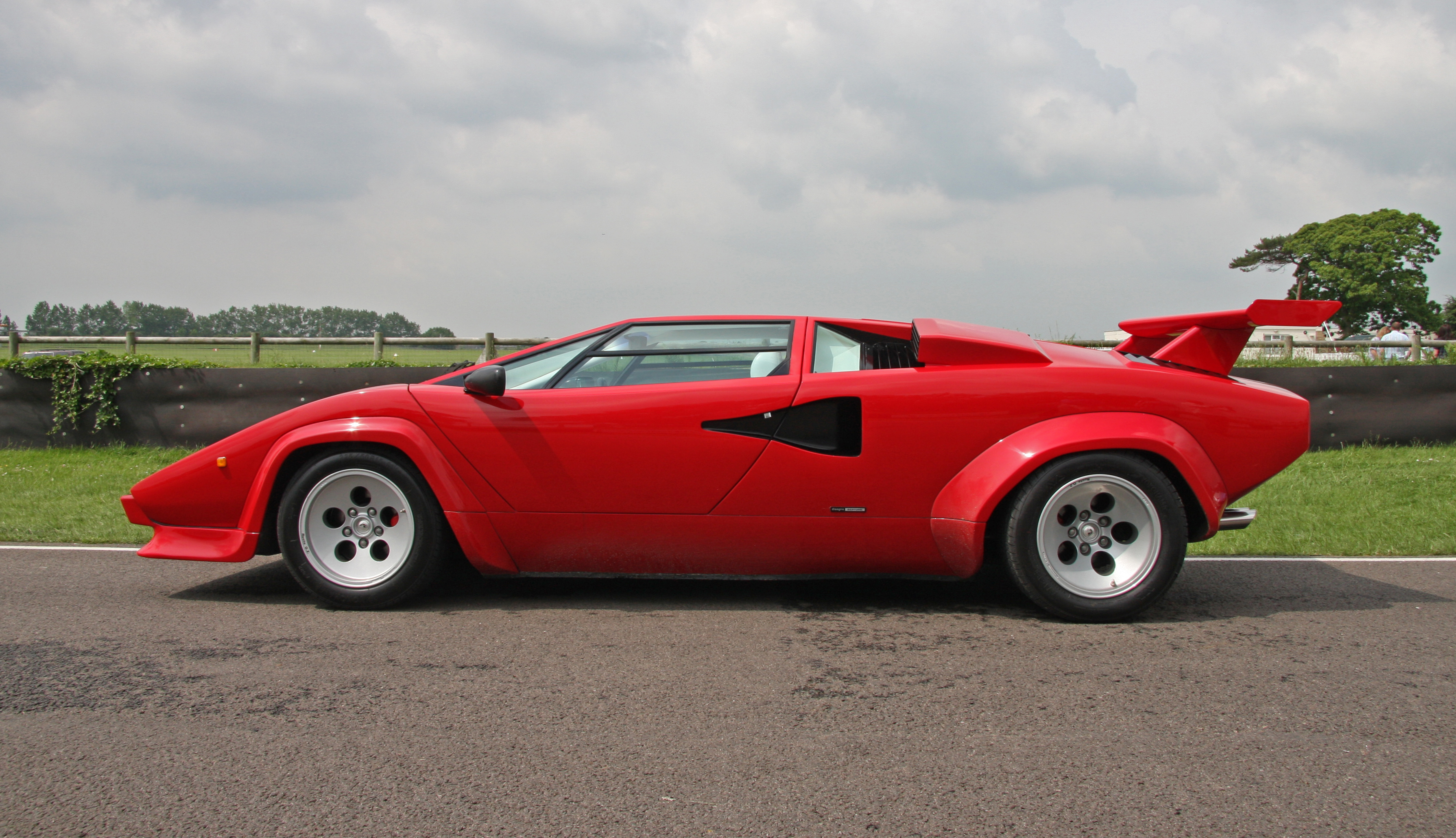 So It Starts My Countach Diary