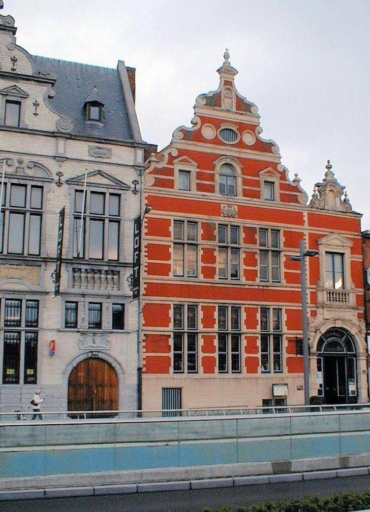 Keukeninrichting Sint Niklaas : File Landhuis Sint Niklaas jpg Wikimedia Commons