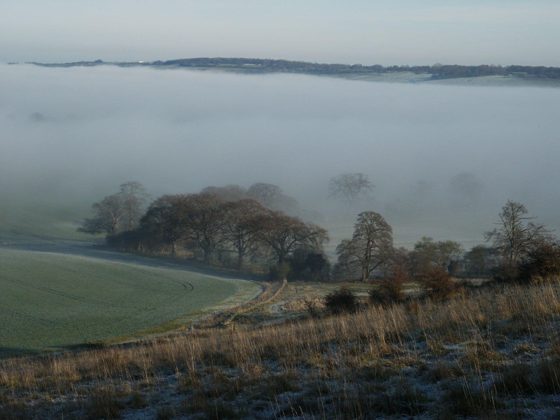 landscapes in england
