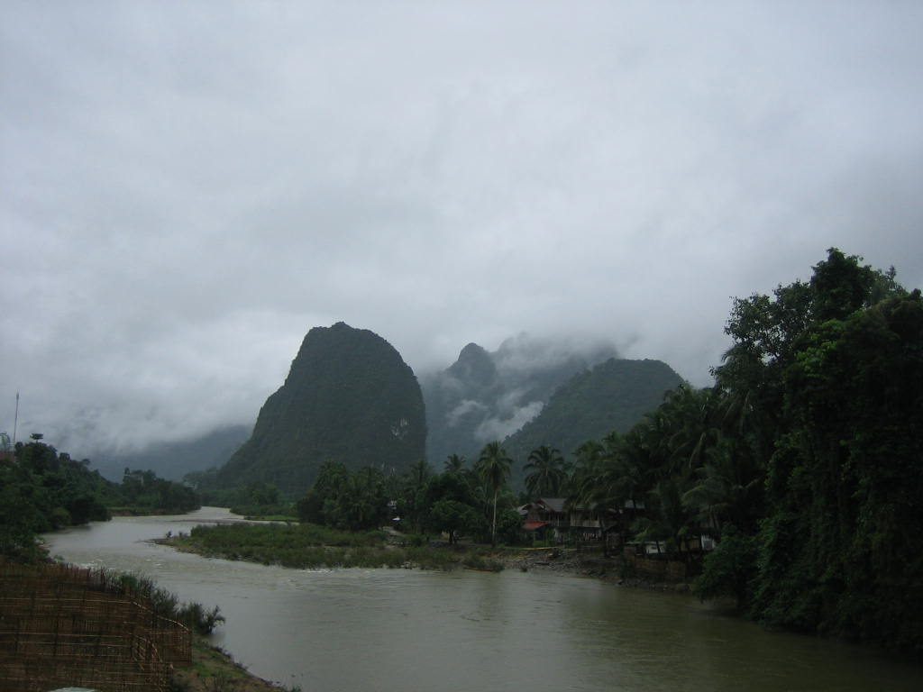 Vang Vieng Laos  city photo : This licensing tag was added to this file as part of the GFDL ...