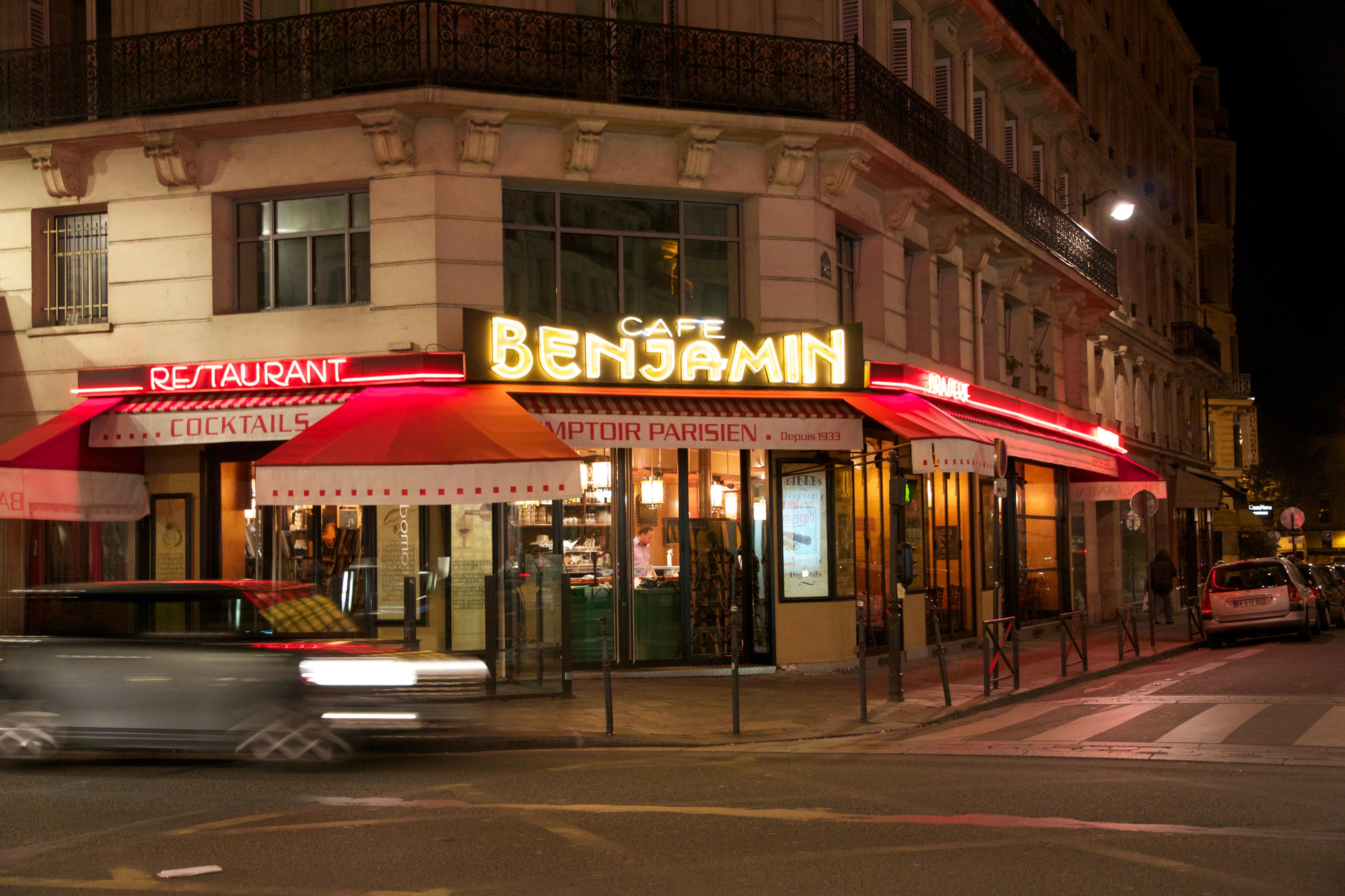 Cafe Rivoli Paris