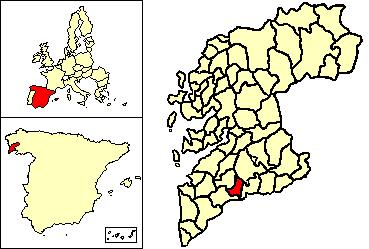 Salceda De Caselas Mapa.File Localizacion De Salceda De Caselas Png Wikimedia Commons
