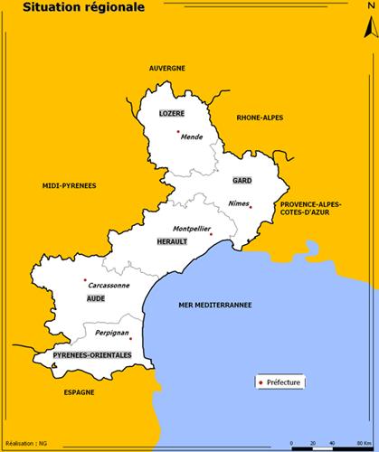 Costa Azzurra Cartina Politica.Linguadoca Rossiglione Wikiwand