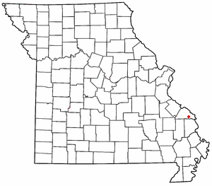 Uniontown, Missouri community in Perry County, Missouri, United States
