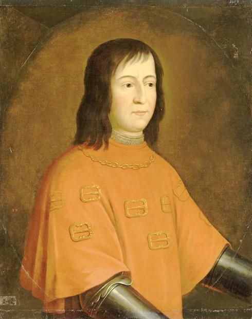 Malet de Gravile, amiral de france - Palace of Versailles [Public domain], via Wikimedia Commons