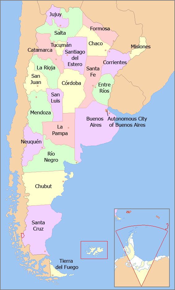 Map of Argentina with provinces names en.png