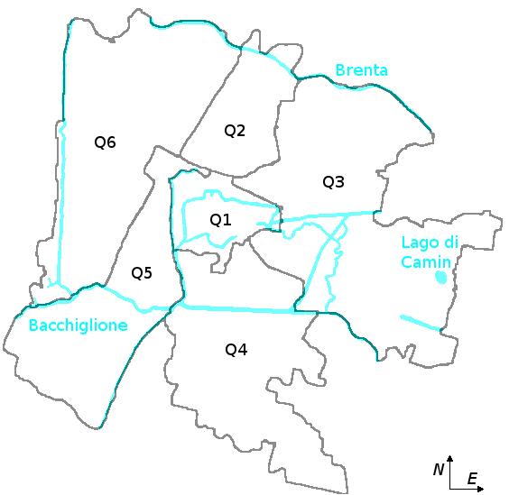 Consorzio zip wikipedia for Planimetrie dei quartieri suocera