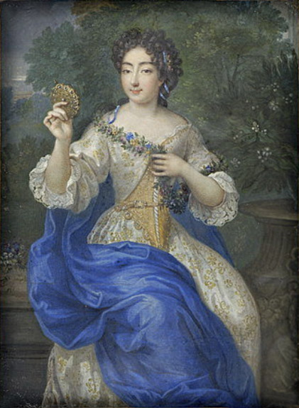 Marie Anne Victoire, Dauphine de France, anonyme miniature.jpg