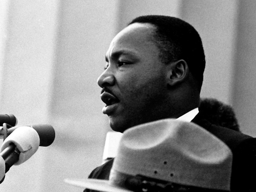who wrote the speech i have a dream