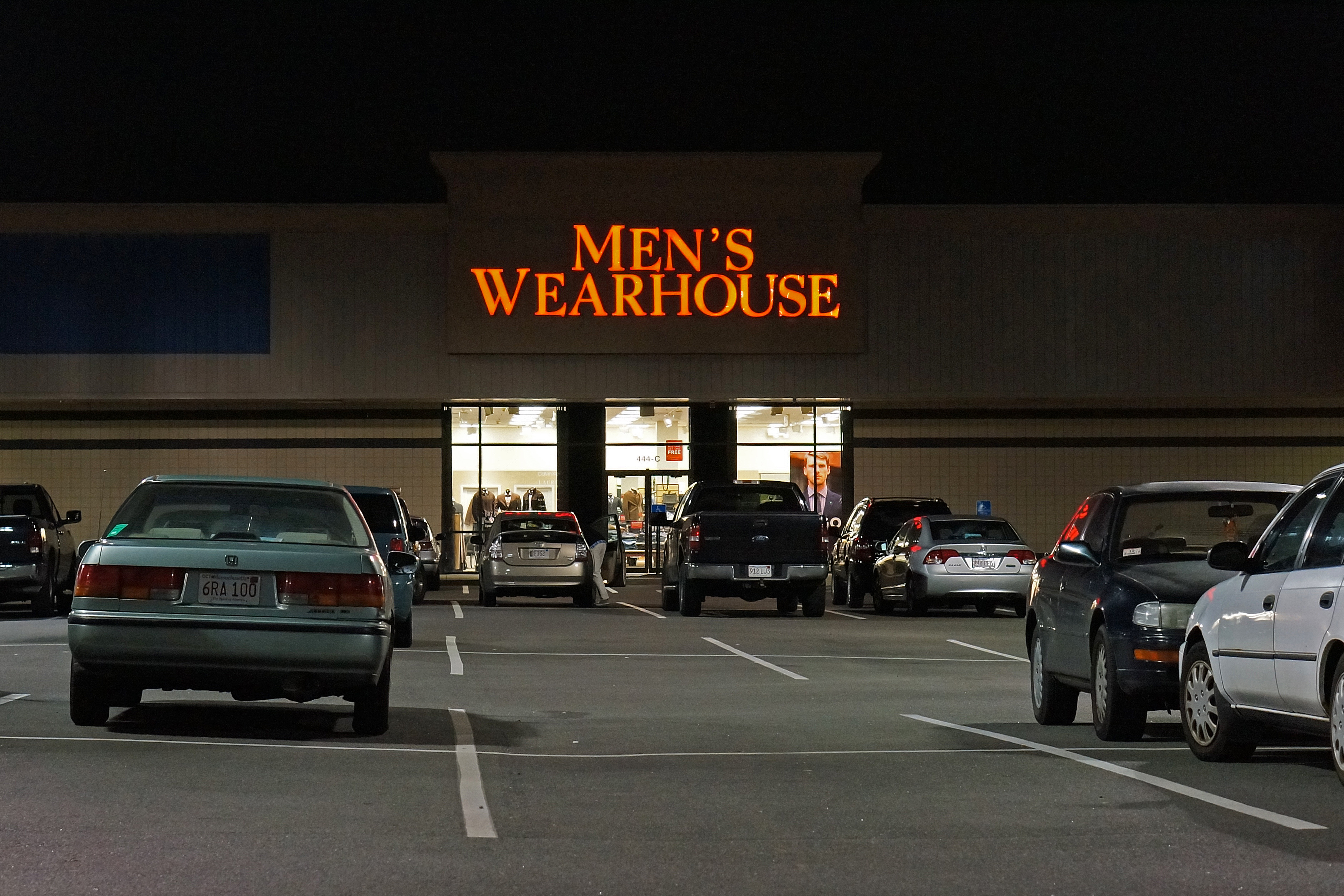 Mens warehouse outfits