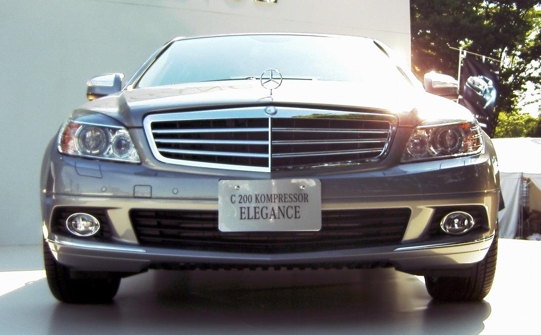 200 mercedes benz. ファイル:Mercedes-Benz C 200