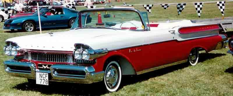 Valley Fair Old Cars
