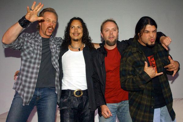 Metallica - 2003