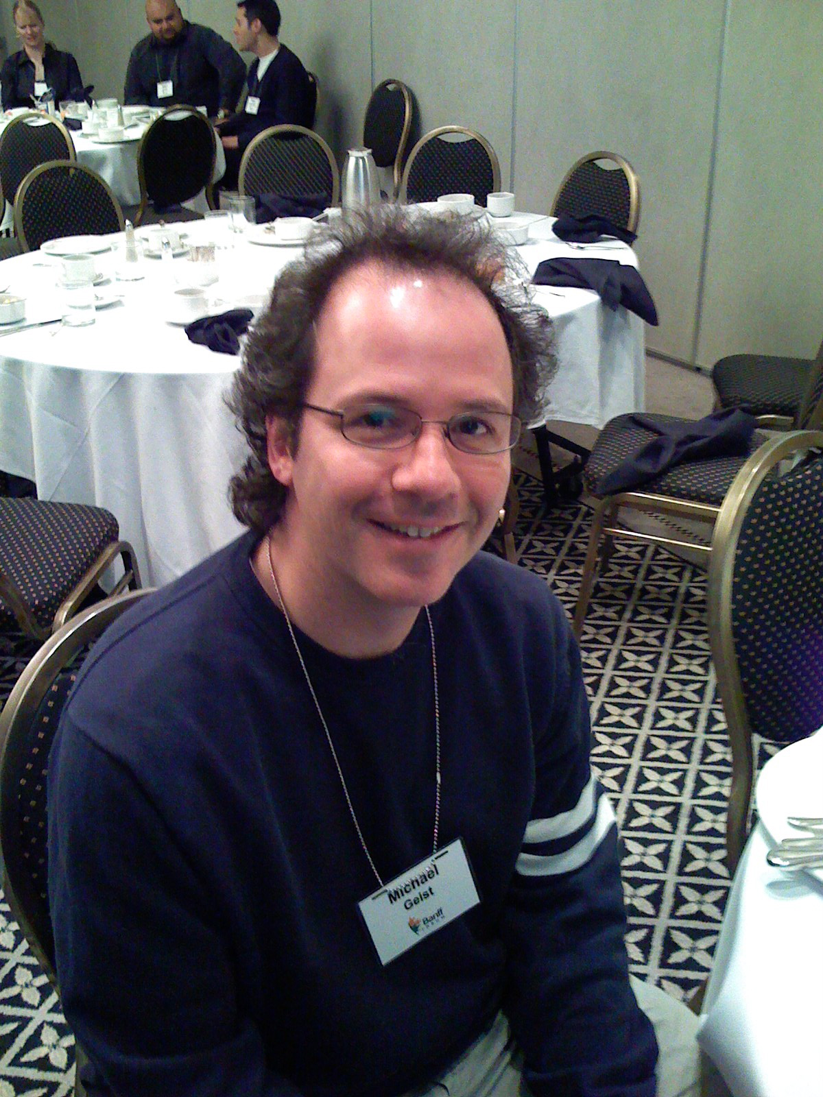Michael Geist in October 2007