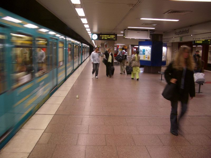 U-Bahnhof Hauptbahnhof (Frankfurt am Main) – Wikipedia