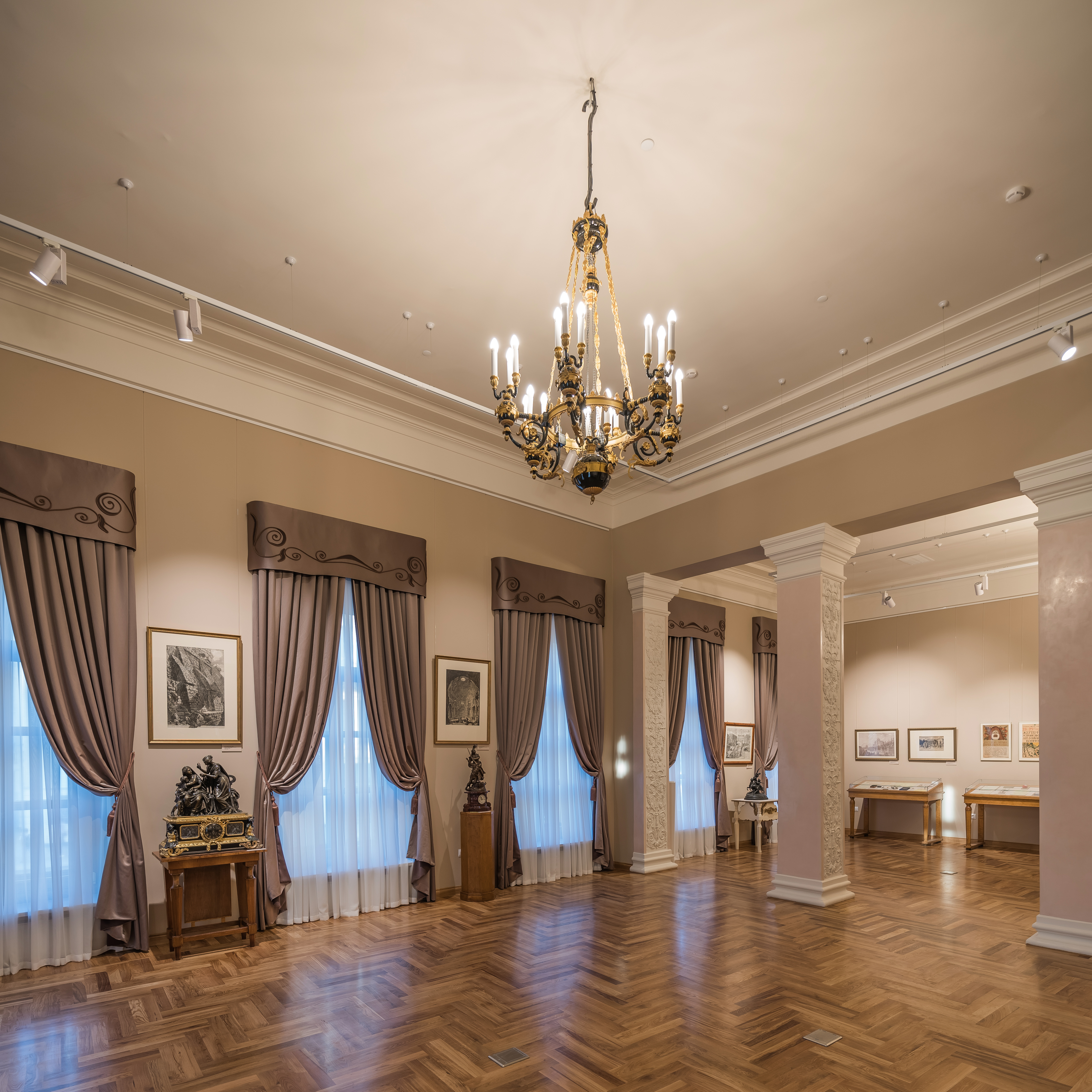 клуб при музее в москве