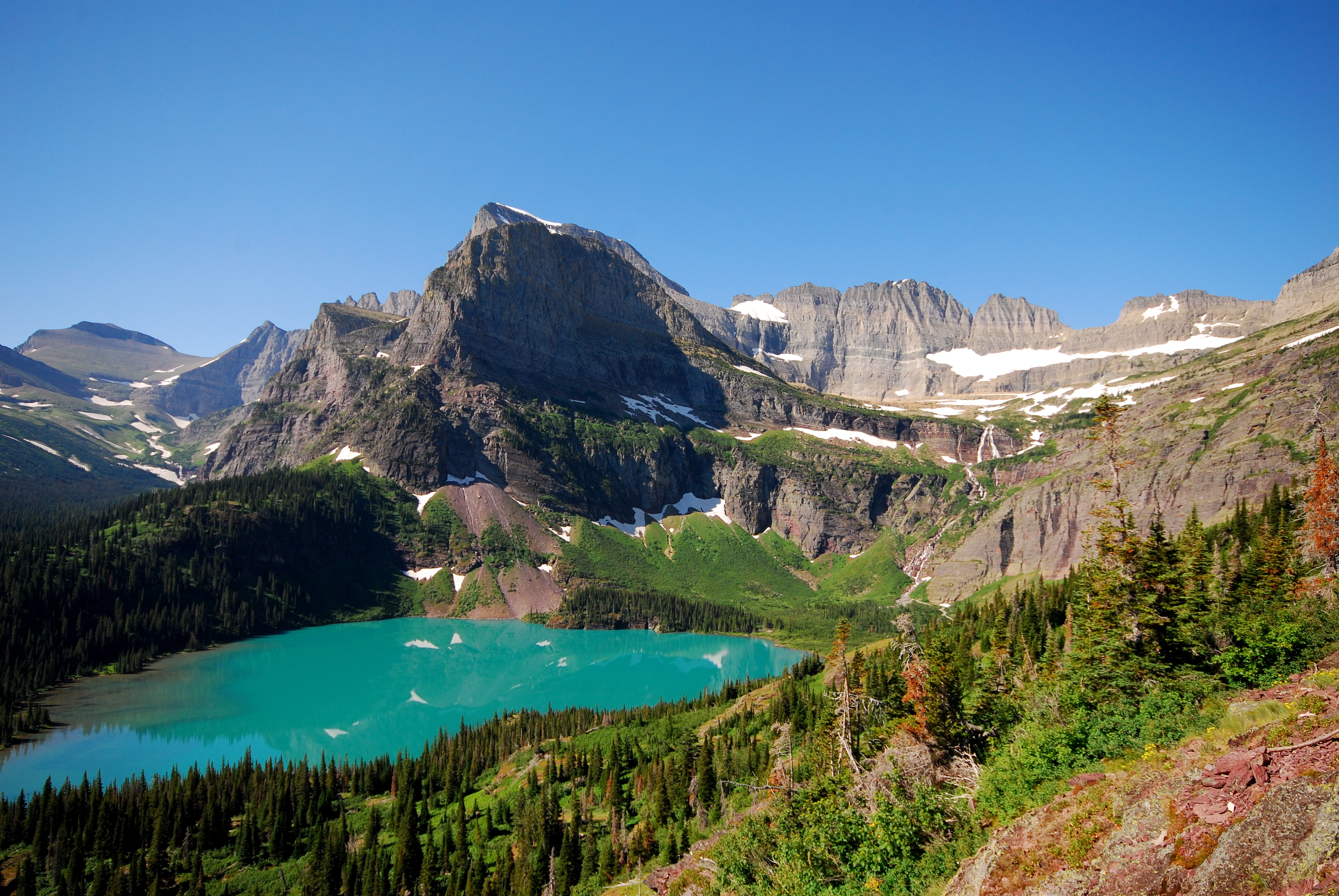 Grinnell Lake  Wikiwand