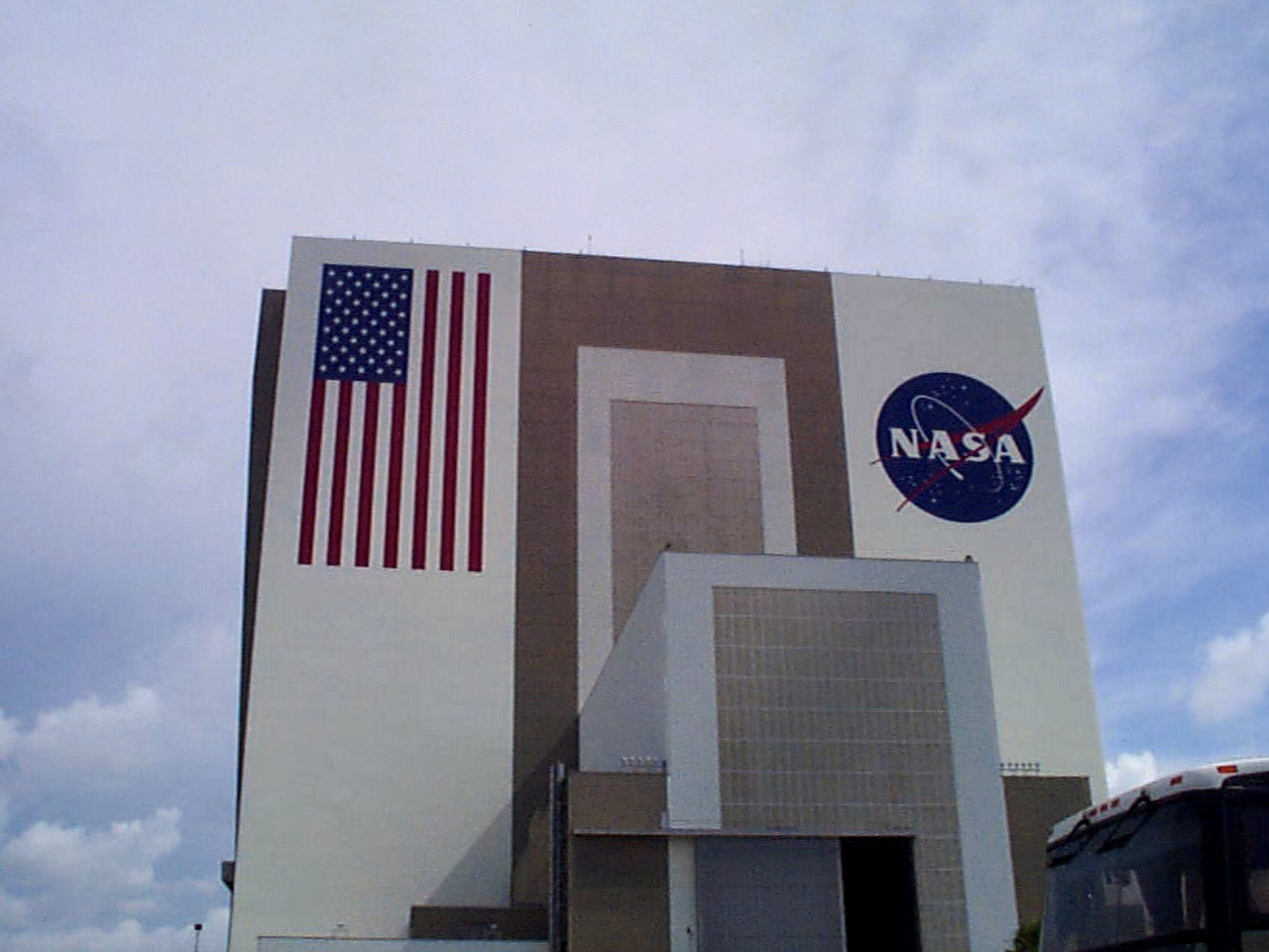 building outside of nasa - photo #3