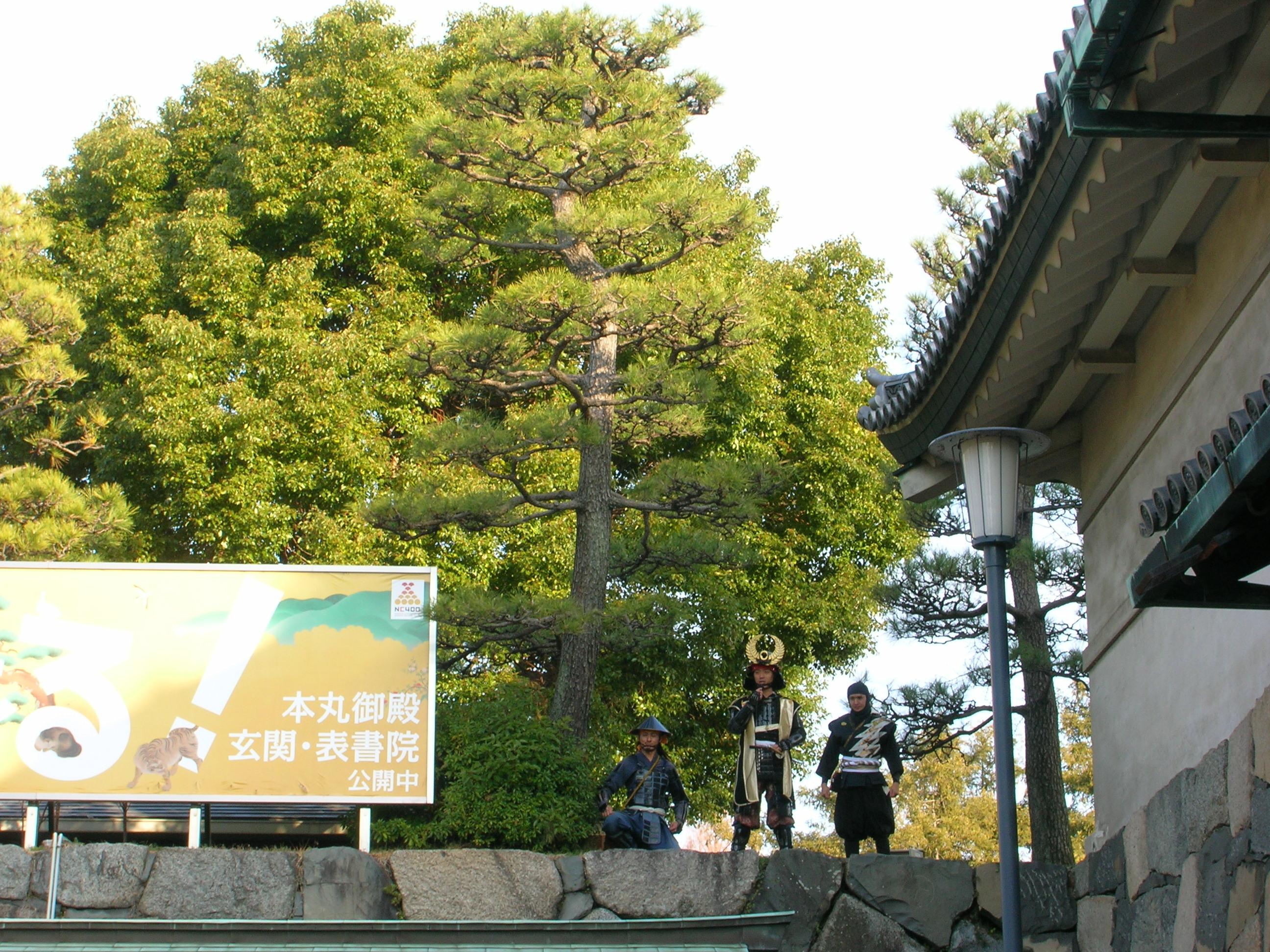 filenagoya castle 2016 opening ceremony ieyasu toma hanzojpg - Open Castle 2016