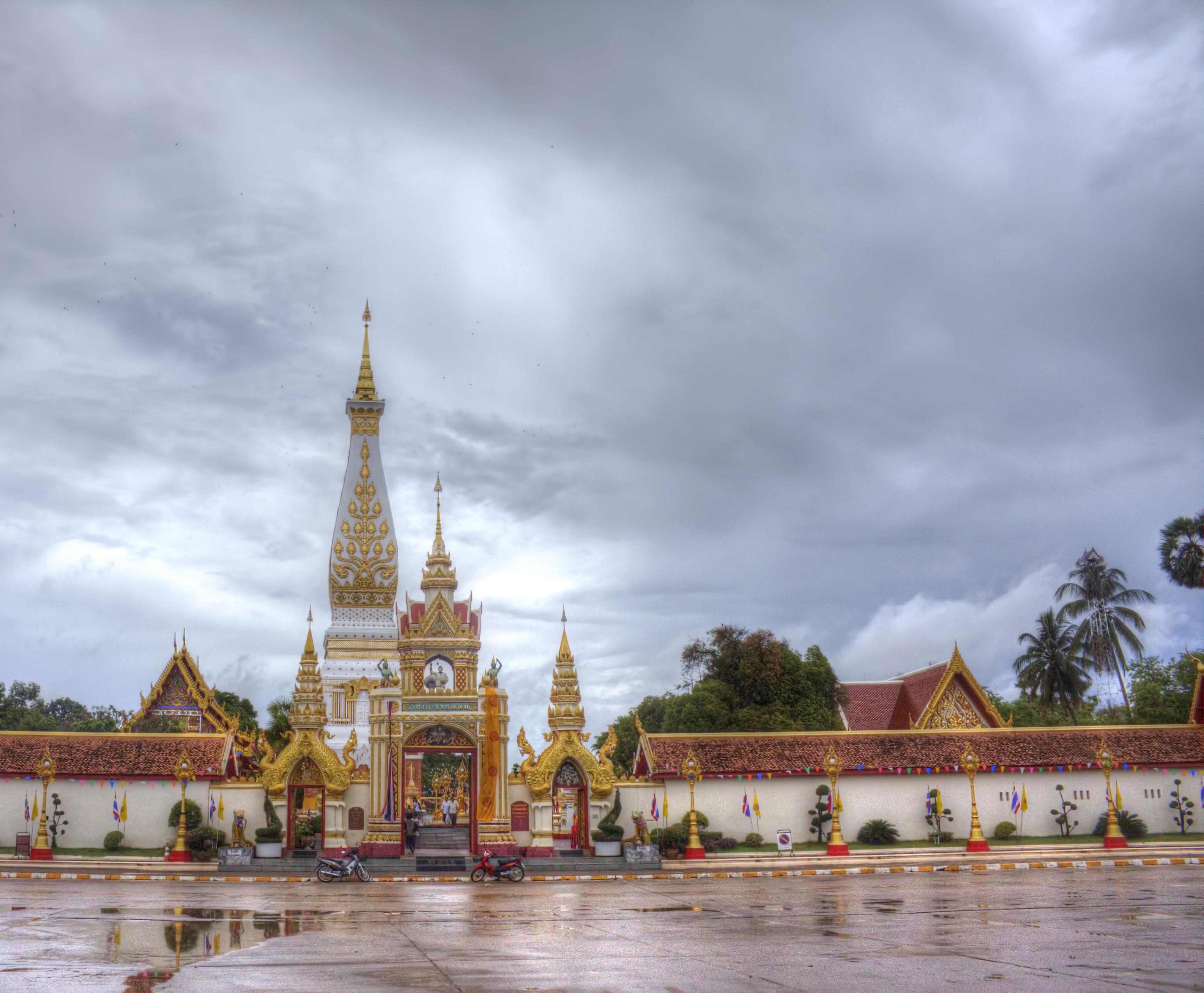 Wat Phra That Phanom | Wikimedia Commons