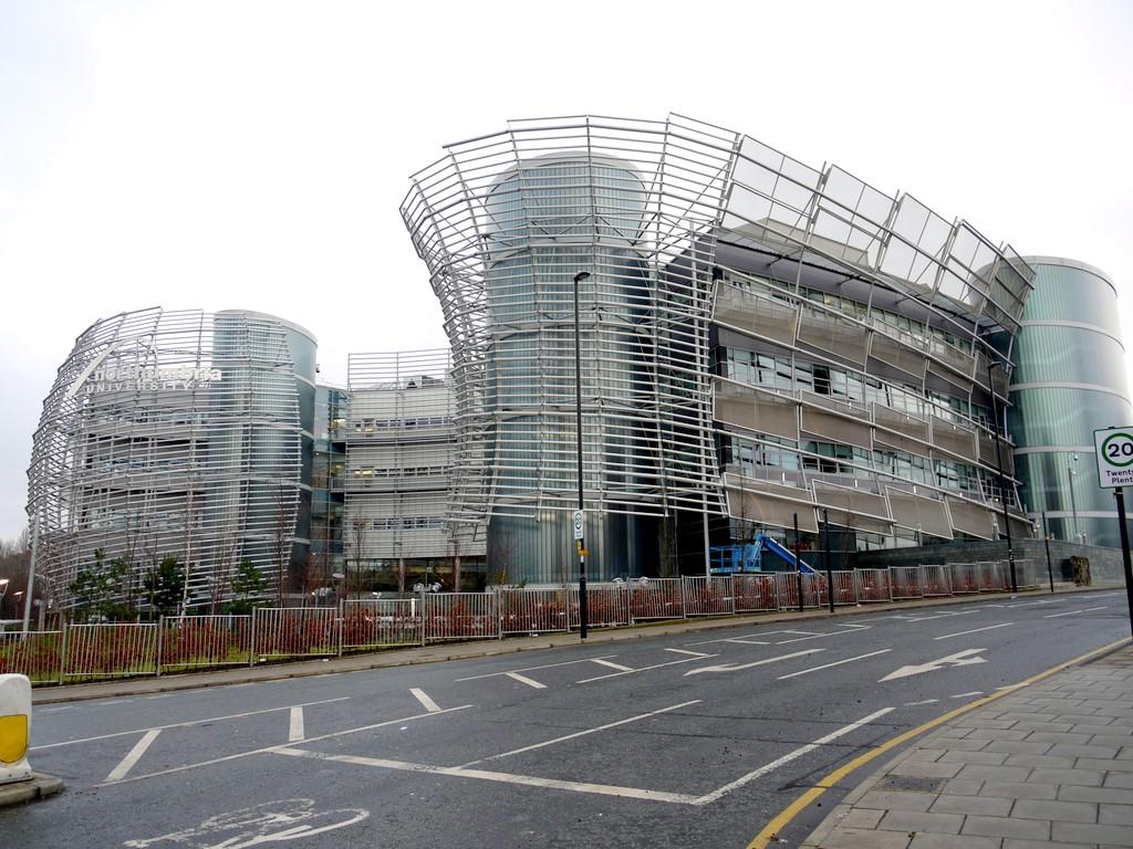 Northumbria University City Campus East Car Park