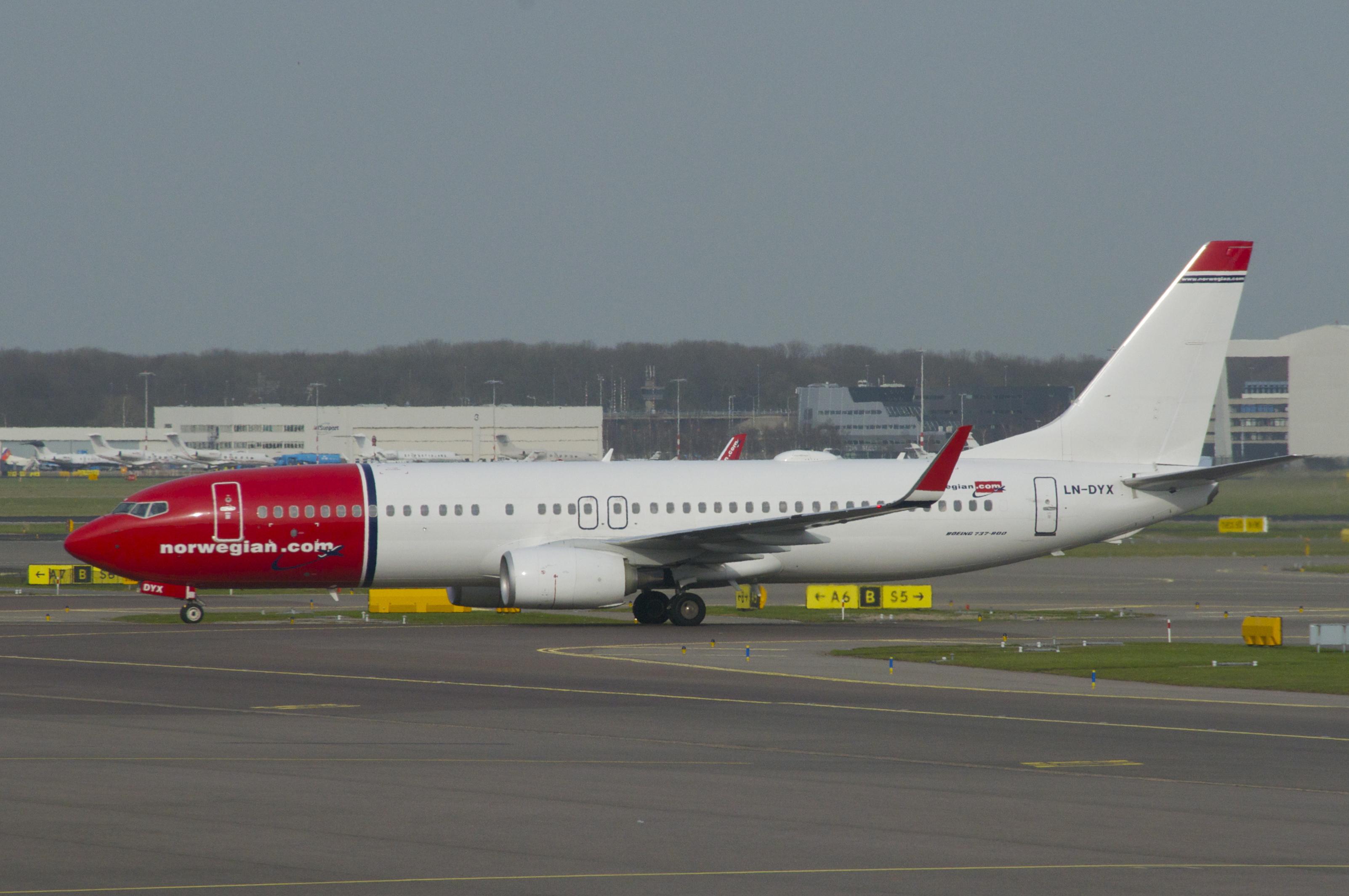 Norweigan Air Shuttle