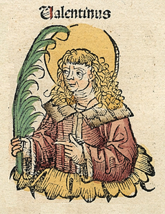 Pyhä Valentinus