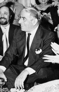 Onassis in Persia nel 1973